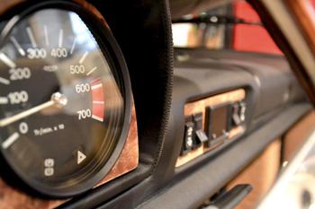 Gainage cuir tableau de bord 504 Cabriolet Renaissance RC Sellerie