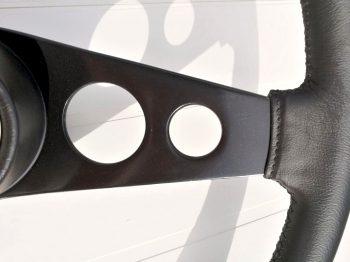 Gainage de volant cuir Peugeot 504 RC Sellerie RC Sellerie