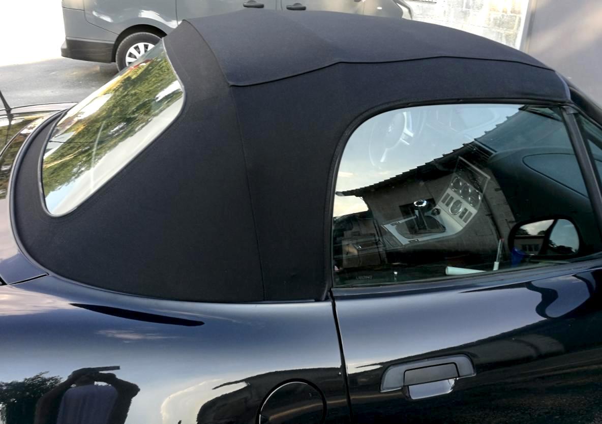 Remplacement de capote BMW Z3