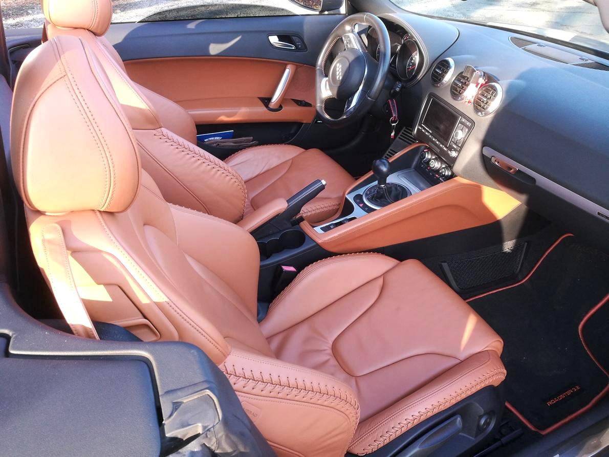 Remplacement capote Audi TT