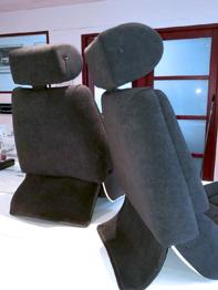 Rénovation sellerie Citroën SM RC Sellerie