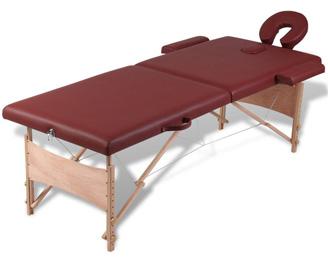 Rénovation table de massage auscultation RC Sellerie