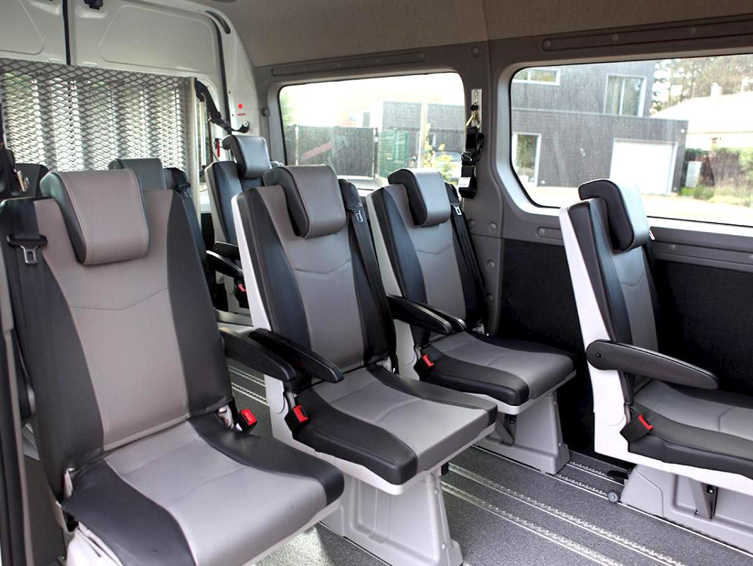 Sellerie minibus RC sellerie
