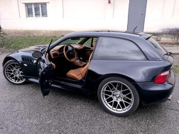 Sellerie cuir BMW Z3 RC Sellerie