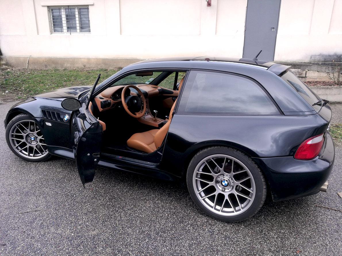 Sellerie cuir BMW Z3