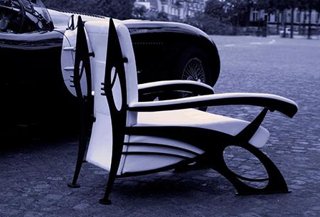 alliance du design automobile et mobilier