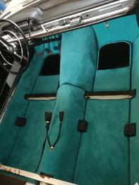 Kit Moquette luxe 404 Coupé Cabriolet RC Sellerie
