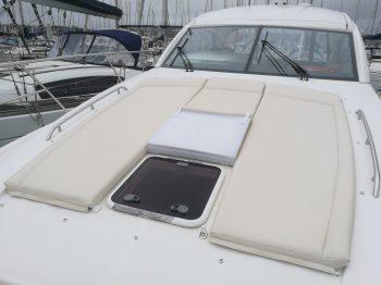 Rénovation de bains de soleil nautiques RC Sellerie
