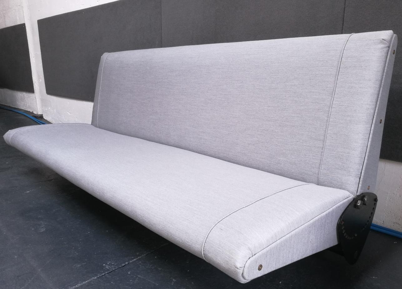Rénovation canapé Borsani