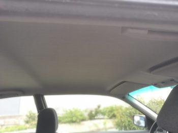 Remplacement tissu ciel de toit Coupé MBW 320 E36 RC Sellerie