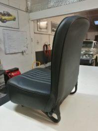 Rénovation de la sellerie d'une Mini Innocenti en simili cuir par RC Sellerie RC Sellerie